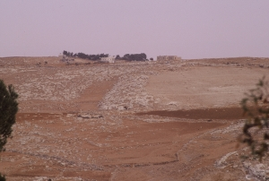 Hills around Bethlehem